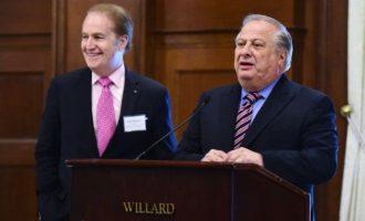 Άρθρο του Φίλιπ Κρίστοφερ στην «Ουάσιγκτον Τάιμς» για της σημασία της Εταιρικής Στρατηγικής Σχέσης Ανατολικής Μεσογείου