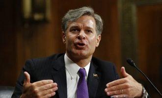 Διευθυντής FBI: Η Ρωσία σκοπεύει να παρέμβει στις αμερικανικές εκλογές