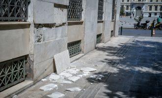 Η απίστευτη φωτογραφία από το σεισμό στην Αθήνα που έγινε viral (φωτο)