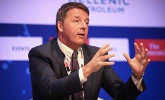 Ρέντσι: Η Ευρώπη χρειάζεται αξίες και όχι γραφειοκρατία