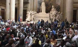 Μετά τα «Κίτρινα Γιλέκα» έρχονται τα «Μαύρα Γιλέκα» στην Γαλλία