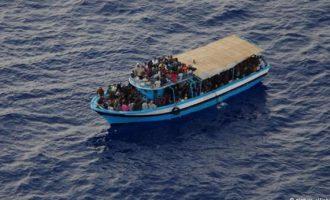 Αιθίοπες μετανάστες πέθαναν μεσοπέλαγα από πείνα και δίψα