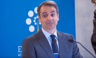 Le Monde: «Η Ευρωζώνη θάβει τις υποσχέσεις της προεκλογικής εκστρατείας του Μητσοτάκη»