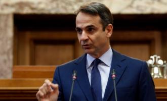 Πέντε νέα εμβληματικά έργα ανακοίνωσε ο Μητσοτάκης – Να δούμε πότε θα γίνουν