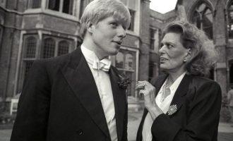 Όταν ο φοιτητής Μπόρις Τζόνσον συνάντησε τη Μελίνα Μερκούρη