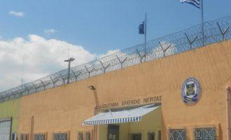 Άγριο έγκλημα στις φυλακές Νιγρίτας: Ρώσος σκότωσε στο ξύλο Γεωργιανό