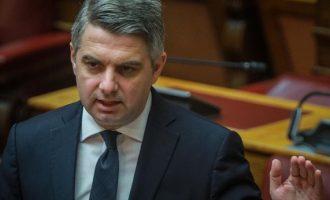 Κωνσταντινόπουλος: Κοιτάω δεξιά, κοιτάω αριστερά και βλέπω ΠΑΣΟΚους