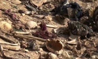 Ακόμα ένας ομαδικός τάφος με Γιαζίντι θύματα του ISIS βρέθηκε στο Ιράκ