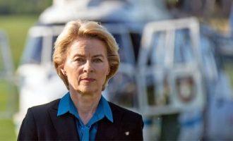 SPD σε Ευρωπαίους Σοσιαλιστές: Ακατάλληλη για την Ε.Ε. η Ούρσουλα Φον Ντερ Λάιεν