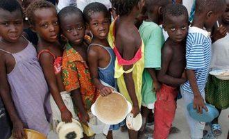 ΟΗΕ: Σε κατάσταση πείνας πάνω από 820 εκατ. άνθρωποι σε όλο τον κόσμο