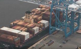 Πλοίο ιδιοκτησίας της JP Morgan πιάστηκε με 20 τόνους κοκαΐνης