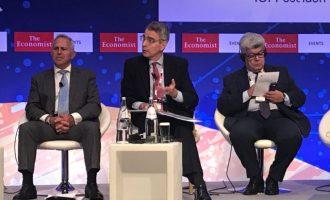 Τζ. Πάιατ: Η Ελλάδα πυλώνας σταθερότητας από Δούναβη και Εύξεινο Πόντο έως Αν. Μεσόγειο και Μέση Ανατολή
