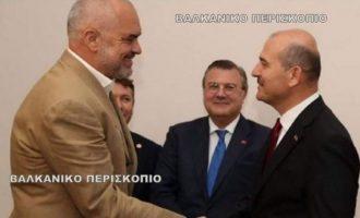 Στην Αλβανία ο Σοϊλού – Ζήτησε την παράδοση των γκιουλενιστών