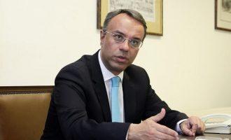 Σταϊκούρας: Δεν ωραιοποιώ τις καταστάσεις – Η χώρα θα είναι σε βαθιά ύφεση