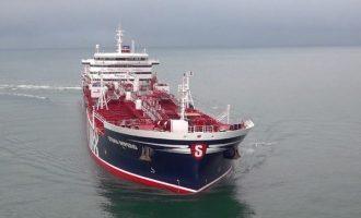 Η Γαλλία καταδίκασε την κατάληψη του τάνκερ Stena Impero από το Ιράν
