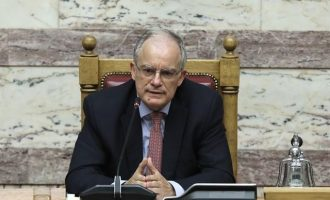 Τι απάντησε ο Πρόεδρος της Βουλής για την άρση της ασυλίας του Παύλου Πολάκη