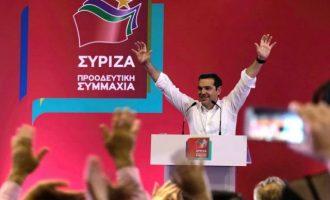 Ο Αλέξης Τσίπρας εξήγγειλε επανίδρυση της δημοκρατικής παράταξης – Για τον λαό και την πατρίδα