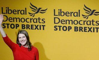 Ποια είναι η πρώτη γυναίκα αρχηγός των Βρετανών Φιλελεύθερων Δημοκρατών