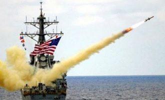Οι Αμερικανοί βομβάρδισαν με κρουζ τζιχαντιστές της Αλ Κάιντα στη βορειοδυτική Συρία
