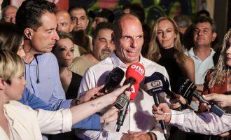 Βild για Βαρουφάκη: «Ο ευρω – τρόμος επιστρέφει»