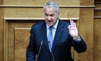Μάκης Βορίδης: Η ακύρωση της Συμφωνίας των Πρεσπών θα οδηγήσει σε ακόμη χειρότερα αποτελέσματα