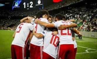 Champions League: Τα γκρουπ δυναμικότητας και οι πιθανοί αντίπαλοι του Ολυμπιακού