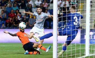 Champions League: Σκορ πρόκρισης για Ολυμπιακό 0-1 την Μπασακσεχίρ (βίντεο)