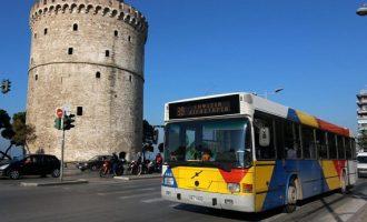 47χρονος πέθανε την ώρα που οδηγούσε λεωφορείο του ΟΑΣΘ