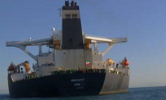 Η Ελλάδα να δείξει πυγμή! Να συλληφθεί το «Grace 1» εάν εισέλθει σε ελληνικά χωρικά ύδατα