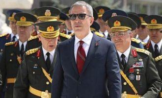 Ο Χουλουσί Ακάρ απείλησε ξανά με νέα επίθεση στην Κυπριακή Δημοκρατία