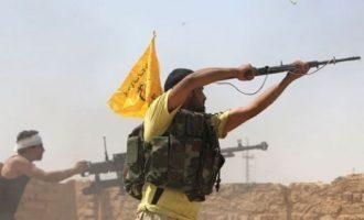 Το Ισλαμικό Κράτος επιτέθηκε σε Ιρακινούς σιίτες πολιτοφύλακες στο Κιρκούκ