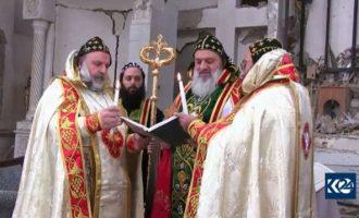 Προς εξαφάνιση οι χριστιανοί από το Ιράκ – Εθνοκάθαρση σε εξέλιξη