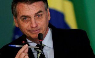 Ζαΐχ Μπολσονάρου: Όχι στο κινέζικο εμβόλιο – «Ο βραζιλιάνικος λαός δεν θα γίνει πειραματόζωο»