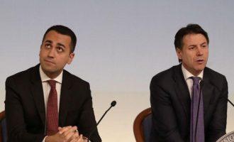 Πάει για πρόωρες εκλογές η Ιταλία: Τα Πέντε Αστέρια κάνουν πίσω στη συμφωνία με τους Σοσιαλιστές