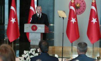 Ο Ερντογάν τα θέλει όλα δικά του – Κοιτάσματα Κύπρου και κατάκτηση βόρειας Συρίας