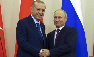 Ρωσία και Τουρκία κήρυξαν πόλεμο στο δολάριο – Ο κατευνασμός αποθρασύνει τους τυράννους