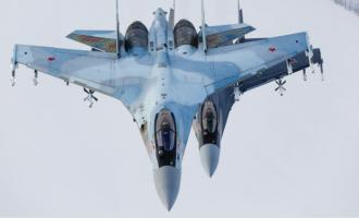 Yeni Şafak: Η Τουρκία ετοιμάζεται για αγορά ρωσικών μαχητικών αεροσκαφών Su-35s