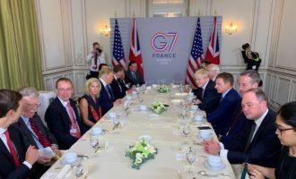 Εμπορική συμφωνία ΗΠΑ-Βρετανίας μετά το Brexit επιβεβαίωσε ο Τραμπ – «Όλα καλά»