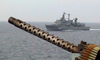 Ο Ελληνικός Στόλος στο Νότιο Κρητικό Πέλαγος για ασκήσεις με πραγματικά πυρά