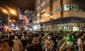 Διεθνείς αντιδράσεις για την κρίση στο Χονγκ Κονγκ – Εκκλήσεις για αποκλιμάκωση