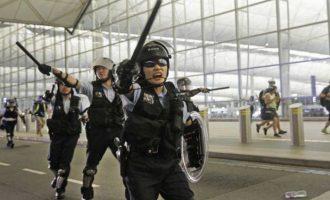 Ανησυχία για πιθανή κινεζική στρατιωτική επέμβαση στο Χονγκ Κονγκ