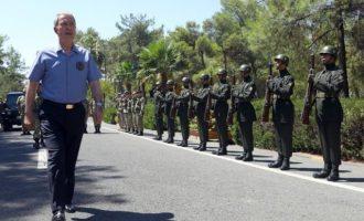 «Έτοιμο» λέει ο Ακάρ το κέντρο κοινών επιχειρήσεων ΗΠΑ και Τουρκίας για τη «ζώνη ασφαλείας» στο συριακό Κουρδιστάν