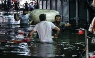Σήμα κινδύνου για την Κωνσταντινούπολη: Απειλείται από μεγάλο σεισμό μετά τις πλημμύρες