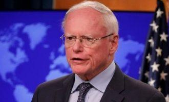 Τζέιμς Τζέφρεϊ: Το Ισλαμικό Κράτος έχει 15.000 ενεργούς τζιχαντιστές σε Ιράκ και Συρία