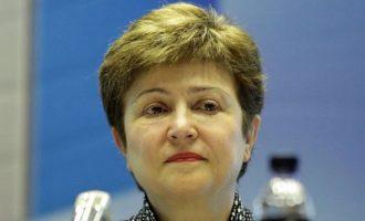 Η επικεφαλής του ΔΝΤ ζητεί μόνιμα κοινωνικά επιδόματα για τους πιο ευάλωτους