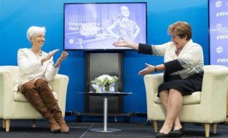 Κρισταλίνα Γκεοργκίεβα: Πρώτη γυναίκα από τη νοτιοανατολική Ευρώπη στην ηγεσία του ΔΝΤ