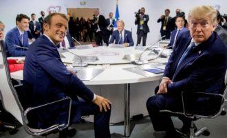 Εμ. Μακρόν: Οι G7 θέλουμε να αποφύγουμε σύγκρουση με το Ιράν – Συμφωνεί και ο Τραμπ