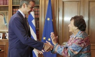 Μητσοτάκης: Η Ελλάδα αξιόπιστος εταίρος των ΗΠΑ στην περιοχή