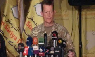 Αμερικανός στρατηγός διαβεβαίωσε τους Κούρδους ότι δεν θα γίνει τουρκική εισβολή στα εδάφη τους