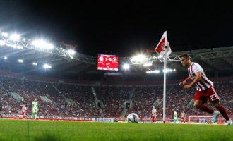 Super League: Ολυμπιακός-Αστέρας Τρίπολης 1-0